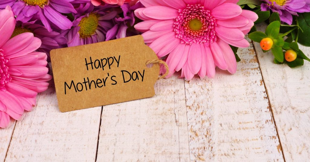 8 Inspirations for Mother's Day