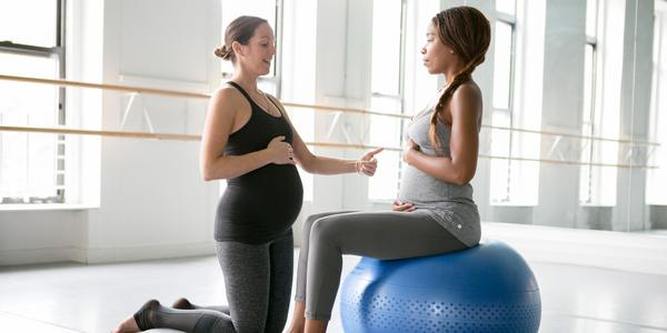 Exercising during your Unplanned Pregnancy