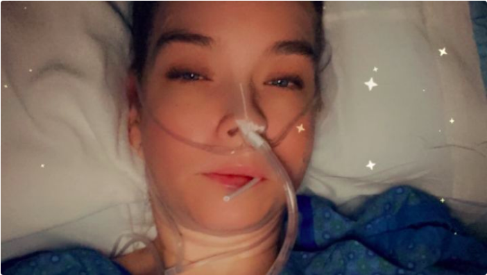 Help Lauralee Walker Fight: Baseball Size Tumor Takes a Financial Toll